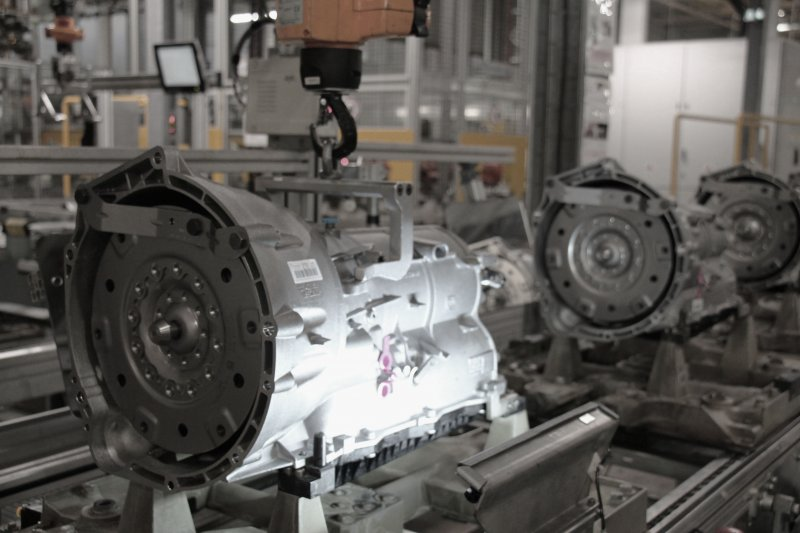 Boîte de transmission automatique PUNCH Powerglide